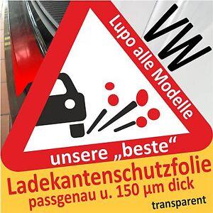 Per VW UP!//up Paraurti Pellicola Vernice Protezione Pellicola Protettiva Trasparente