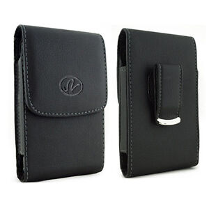 Vertical-Leather-Swivel-Belt-Clip-Case-Pouch-Cover-for-Samsung-Cell-Phones-NEW