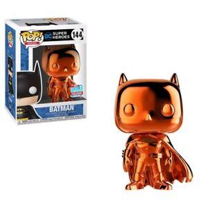 Exclusive-Orange-Chrome-Batman-NYCC-Funko-Pop-Vinyl-New-in-Mint-Box-Protector