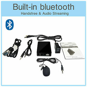 Bluetooth-MP3-CD-Changer-Adapter-USB-AUX-Extension-Cable-Toyota-Land-Cruiser