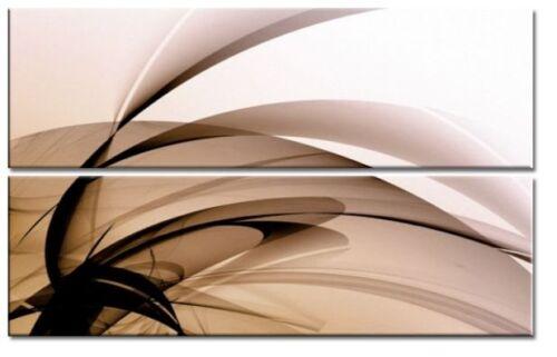 DEKOART BILDER WANDBILD KUNSTDRUCK DESIGN XXL ABSTRAKT LEINWANDBILD 180cm// 110cm