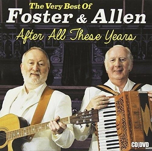 Foster & Allen - After All These Years-The Very Best of [New CD] Australia - Imp