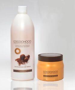 COCOCHOCO-Complex-Brazilian-Keratin-Treatment-1000ml-FREE-Hair-mask-500ml