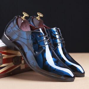 Mens-Dress-Shoes-Cap-Toe-Lace-Up-Oxfords-Leather-Lining-Parrazo-Plus-Size-6-12-5