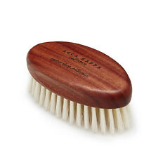 ACCA KAPPA SPAZZOLA PER BARBA IN KOTIBE SETOLE BIANCHE BEARD BRUSH BARBER SHOP