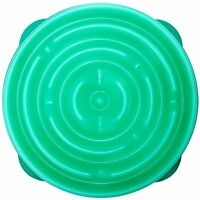 Outward Hound Kyjen 51006 Fun Feeder Slow Feed Interactive Bloat Stop Dog Bowl,