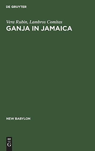 Ganja in Jamaica  New Babylon  Studies in the Social Sciences   26