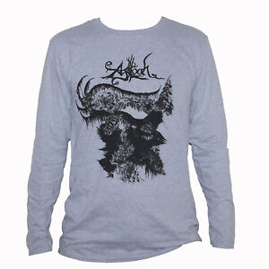 Agalloch T-Shirt black metal