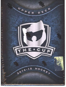2014/15 Upper Deck The Cup Hockey Hobby Box NHL 1 Box 1 Pack 5 Cards Auto Rookie