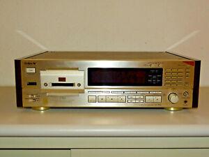 Sony DTC-77ES High-End DAT-Recorder Champagner, generalüberholt 2 Jahre Garantie