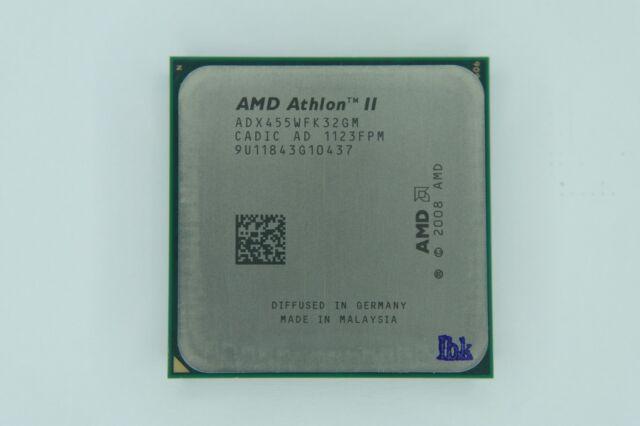 AMD ATHLON II X3 455 WINDOWS XP DRIVER