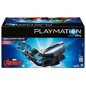 Marvel-Avengers-Playmation-Repulsor-Gear-MK-II-Iron-Man-Hasbro-Disney