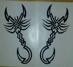 f5ed1aee3 Tribal Scorpion - two 6
