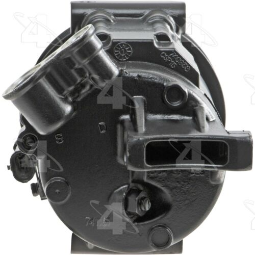 For Chevy Sonic 1.8L L4 2012 A//C Compressor with Clutch Four Seasons 67695