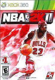 NBA 2K11 - Xbox 360 710425398490