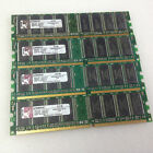 Kingston KVR400X64C3A/1G 4GB 4x1GB DDR-400 RAM CL3 PC-3200U Desktop PC Speicher