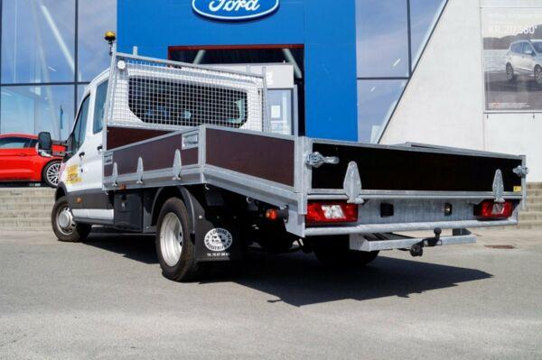 Ford Transit 470 L4 Chassis 2,0 TDCi 170 Db.Cab Trend RWD - billede 4