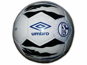 Umbro FC Schalke 04 Fußball Neo Trainer S04 Fan Ball Schalke Trainingsball Gr.5