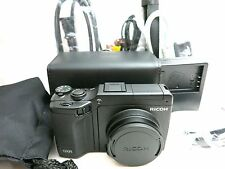 Ricoh GXR GXR S10 10.0 MP Digital Camera - Black Kit w/ VC 24-72mm Lens *superb