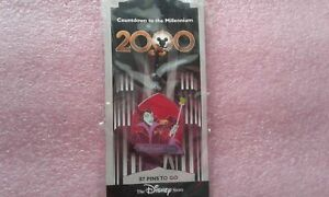 Disney-DS-Countdown-to-the-Millennium-Series-88-Maleficent-Pin