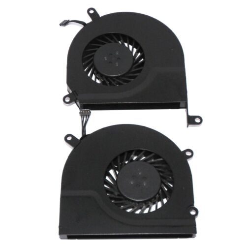 """CPU Cooling Fan Left and Right Side For Macbook Pro A1286 15/"""" 2009 2010 2011 US"""