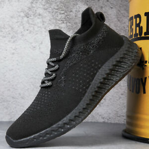 Men-039-s-Sneakers-Casual-Lightweight-Breathable-Running-Sports-Shoes-Athletic-Gym