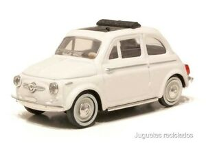 1-43-FIAT-500-1957-SOLIDO-MADE-IN-FRANCE-DIECAST