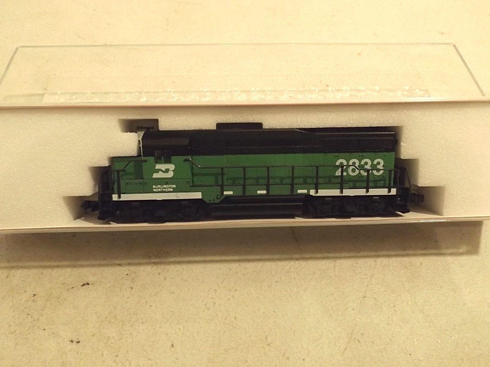 N Atlas Burlington Northern GP30 diesel engine in original box