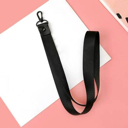 2pcs Cordon Courroie de cou pour Touches de carte d/'identité Téléphone Hang Corde Porte-clés carte holderhot