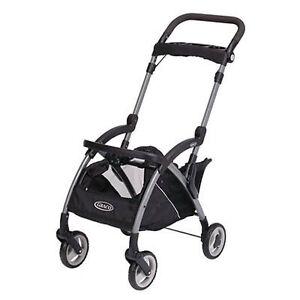 Graco SnugRider Elite Ultra-Lightweight Stroller Frame /Infant Car ...