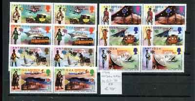 Satz Postfrisch Kaufen Sie Immer Gut Liefern Karibische Inseln Antigua Barbuda Michel Nr 157-70 Upu Kompl