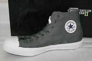d5dc354e67f8 Image is loading CONVERSE-CHUCK-TAYLOR-ALL-STAR-II-HIGH-TOP-