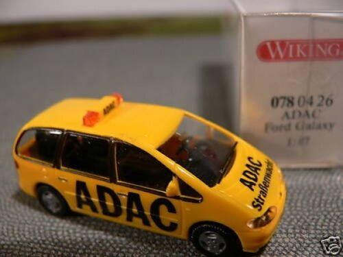 1//87 Wiking Ford Galaxy ADAC 078 04 B