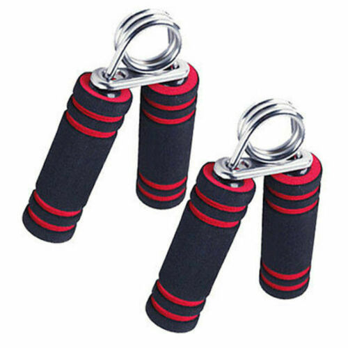 2 x Hand Grip Foam Grippers Forearm Wrist Muscle Training Strength Exerciser