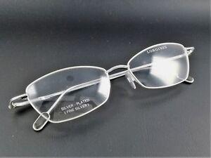 LONGINES by METZLER Navigator 4333-315 Brille Eye Frame Lightweight Lunettes NOS 92ajD88