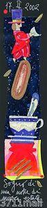FRANCESCO MUSANTE - SOGNO DI UNA NOTTE DI MEZZA ESTATE - Caffè CONFREGALO - Italia - FRANCESCO MUSANTE - SOGNO DI UNA NOTTE DI MEZZA ESTATE - Caffè CONFREGALO - Italia