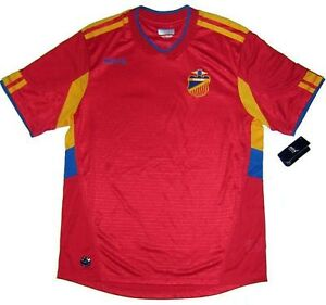9031b8094 MITRE ESPANA SPAIN SOCCER JERSEY SHIRT MENS SMALL S SM FOOTBALL ...