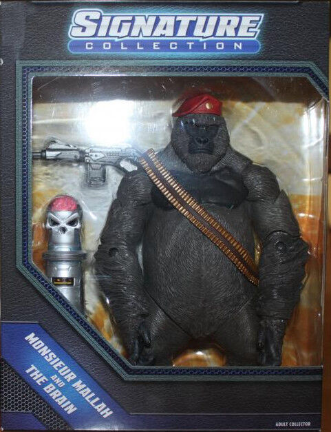 DC UNIVERSE Signature Collection__MONSIEUR MALLAH and THE BRAIN_Exclusive figure
