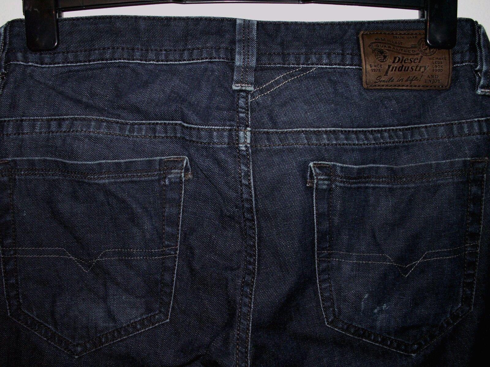 Diesel thavar slim-skinny fit jeans wash 0661D W28 L30 (a2698)