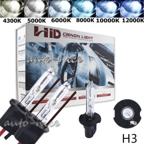 Holden Colorado Xenon H4 6000k High//Low Beam HID Headlight Conversion Kit Lamp
