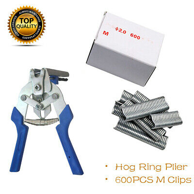 Stainless Steel Forceps Plier Clip Delivery Female Pig