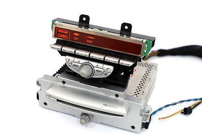 BMW Mini Cooper Uno 4 R55 R56 R57 reproductor de CD radio Boost unidad principal 3453634