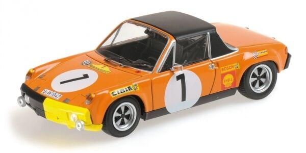 PORSCHE 914 6 Larrousse Haldi Marko WINNER maratona de la route 1970 1 43 Model