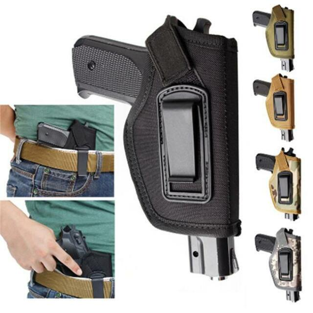 Military Army Tactical Concealed Belt Holster Holster Compact Subcompact Pistols