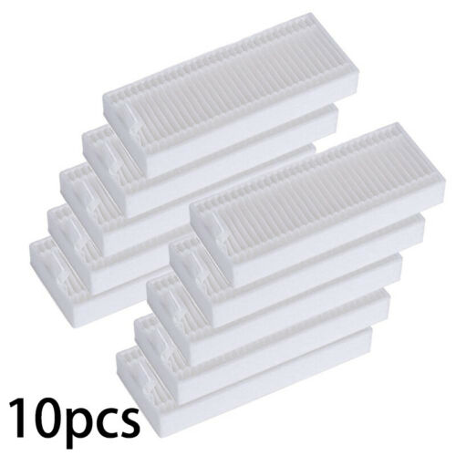 New 10Pcs Filters Replacement For Coredy R300 Robot Vacuum Cleaner Accessories