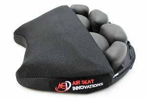 Details About Air Motorcycle Seat Cushion Pressure Relief Pad Large For Cruiser Touring Saddle