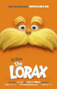DR-SEUSS-039-THE-LORAX-11x17-Movie-Poster-Licensed-New-USA-A