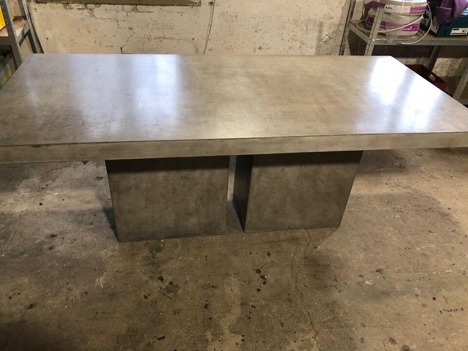 Spisebord, Micro cement , b: 90 l: 200