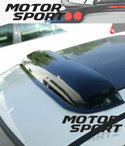 Sun roof /& Window 2.0mm Visor Wind Guard Out-Channel 5pcs For 06-17 Lexus LS460L