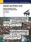 Musik aus früher Zeit. Klavier. (1996, Taschenbuch)